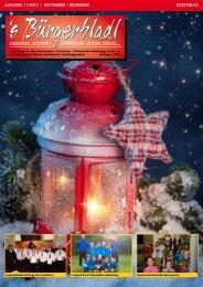 Ausgabe November 2013 - Druckservice Weiß