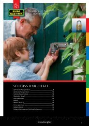 Schloss und Riegel PDF - Mapo