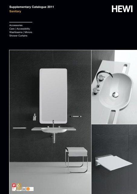 Supplementary Catalogue 2011 Sanitary - RIBA Product Selector