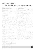 Gebruikers Handleiding - Heuts - Page 3