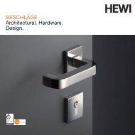 PDF - HEWI