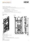System S 01 Planerinfo - HEWI - Seite 5