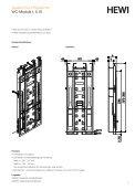 System S 01 Planerinfo - HEWI - Seite 7