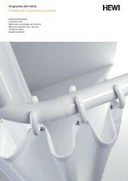 Programme 2011/2012 Produits pour la prévention du suicide - HEWI