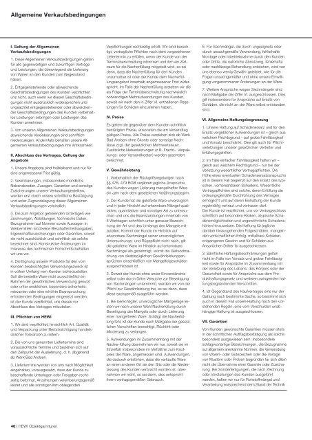 Objektgarnituren Edelstahl | Preise gültig ab Dezember 2009 ... - HEWI