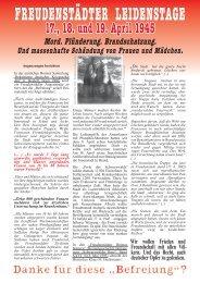 s. Mord und Terror in Freudenstadt April 1945 - Hexenhort.de