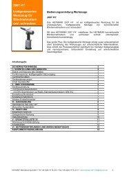 2007 HY kraftgesteuertes Werkzeug für Blindnietmuttern ... - Heyman