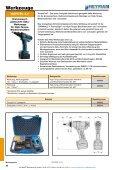 HEYMAN TorqueFox® Akku-Werkzeug für High Torque ... - Seite 3