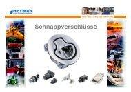 S h hlü Schnappverschlüsse - Heyman