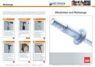 Flyer - Heyman
