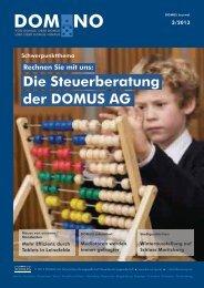 DOM NO - Domus AG