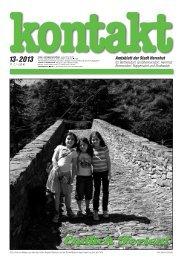 Ausgabe 13 (11.07.2013) PDF - Herrnhut