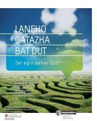 LANEKO GATAZKA BAT DUT - Hezkuntza, Unibertsitate eta Ikerketa ...