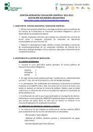 educación científica 2012-2013 educación secundaria obligatoria