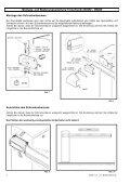 Betriebsanleitung B3000-B5000 - bei Berner Torantriebe - Seite 4