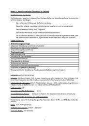 """Modul 1: """"Fachtheoretische Grundlagen I"""" - Hochschule für Bildende ..."""