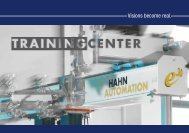 2013-08-12 TrainingCenter.pdf - HAHN Automation