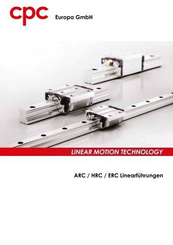 LINEAR MOTION TECHNOLOGY - LINE TECH AG
