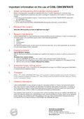 MOTOREX COOL CONCENTRATE - Page 2