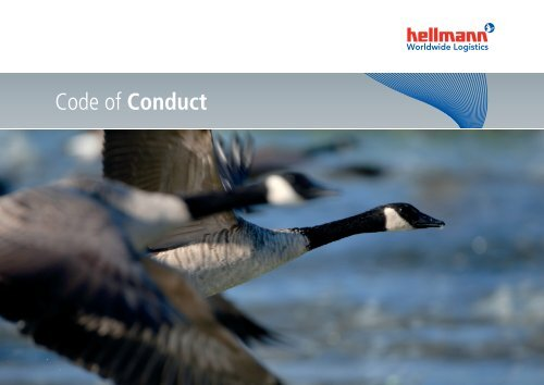 Code of Conduct - Hellmann Worldwide Logistics