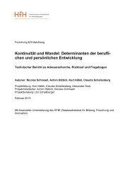Schmaeh et al. (2013) Bericht (PDF, 1.1 Mb) - HfH
