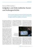 Mussaf 01/06 - Hochschule für Jüdische Studien Heidelberg - Seite 7