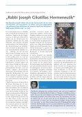 Mussaf 01/08 - Hochschule für Jüdische Studien Heidelberg - Seite 7