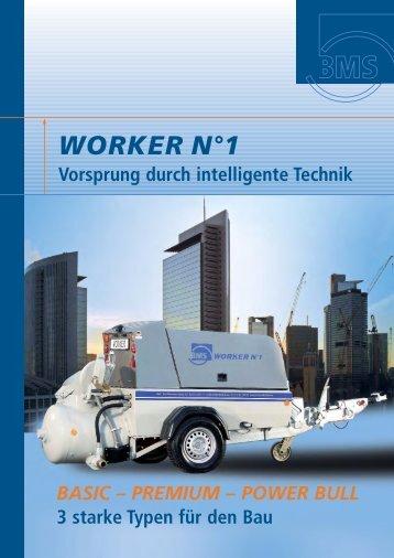WORKER N°1 - BMS Bau-Maschinen-Service AG