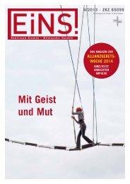 Mit Geist und Mut - Deutsche Evangelische Allianz