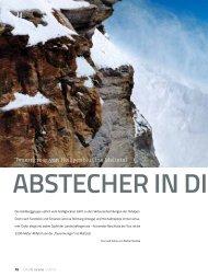 Panorama 1 2013 Unterwegs: Skitour Tauerncross - Deutscher ...