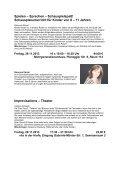 VHS Literarisch – Herbst/Winter 2010/2011 - Page 4