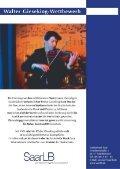 alla breve - Hochschule für Musik Saar - Saarland - Seite 2