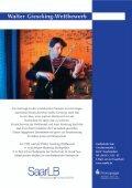 Wintersemester 2005/06 - Hochschule für Musik Saar - Saarland - Seite 2