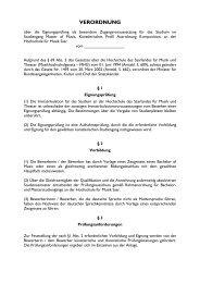 Eignungsprüfungsverordnung MoM Komposition - Hochschule für ...