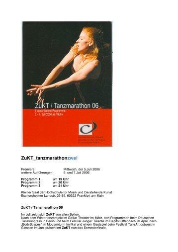 ZuKT_tanzmarathon 06 - HfMDK Frankfurt
