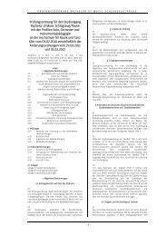 Prüfungsordnung BM Schlagzeug / Pauke ab SS 2012