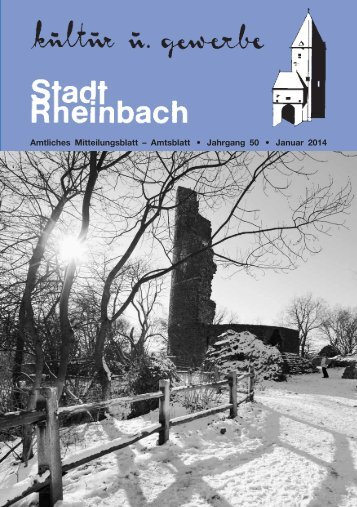 Januar - Rheinbach