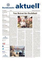 aktuell Nr. 48 vom 09.12.2013 ( PDF , 1,4 MB) - Bundeswehr