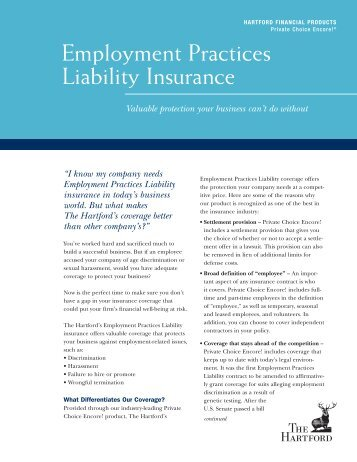 What is employment practices liability insurance (EPLI)?