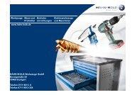 50006 Flipcharts, verschiedene Ausführungen - Hahn +Kolb ...