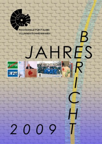 Fakultät I / Einsatz- und Führungswissenschaften - Hochschule für ...