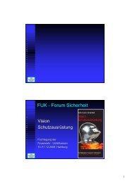 FUK - Forum Sicherheit