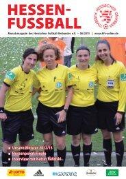 HESSEN - Hessischer Fußball Verband