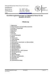Kreisjugendausschuß Hanau - Hessischer Fußball Verband