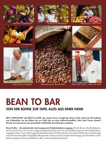 Bean-to-Bar (pdf) - Zotter