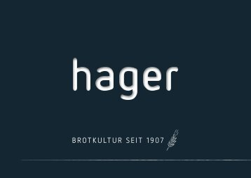 jetzt downloaden - Bäckerei Hager