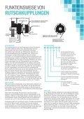 Katalog POLYCLUTCH - Halltech Maschinen Ausrüstungen - Page 7