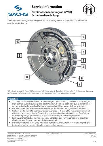 Serviceinformation Magazine