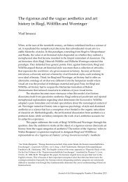 9/VI1 - Journal of Art Historiography