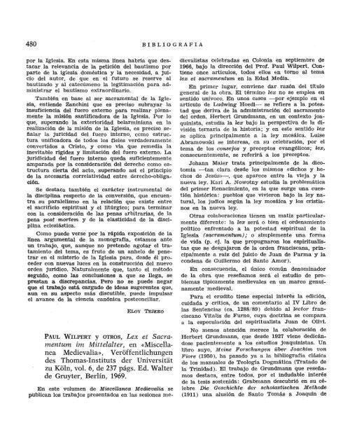 mentum im Mittelalter, en «Miscella- nea Medievalia ...